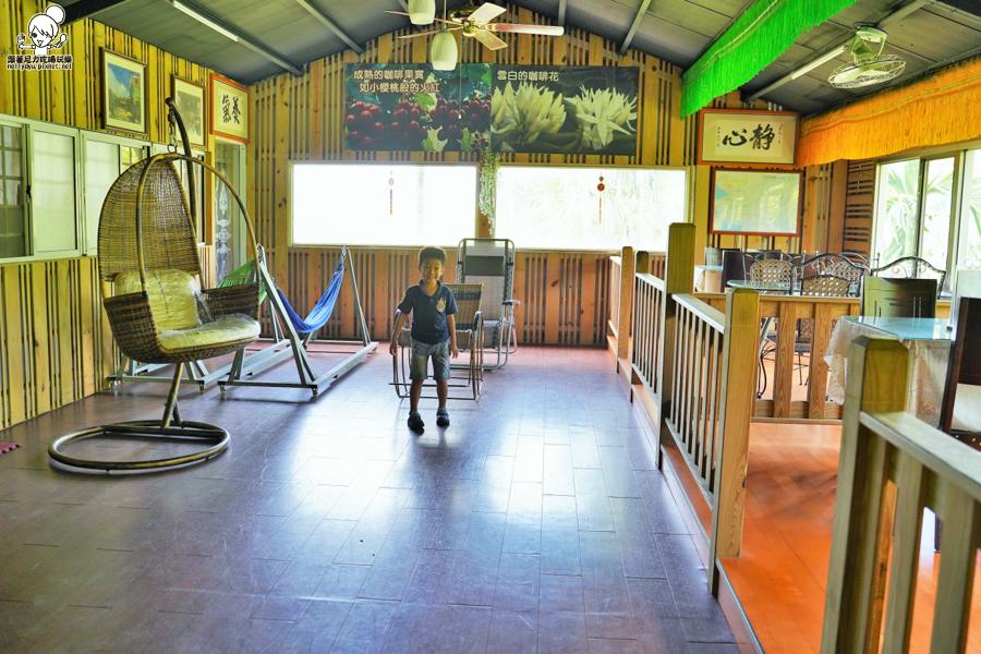 田媽媽 村長咖啡 田園料理 台南東山 咖啡優質 旅遊 美食