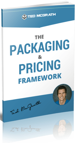 Packaging and Pricing framework