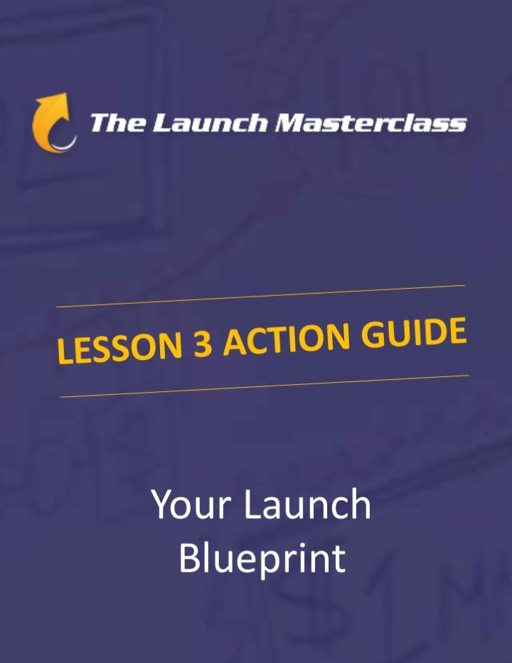 product launch blueprint 2019
