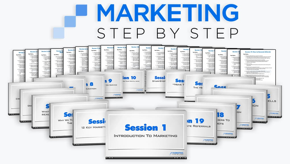 Marketing Step-by-Step