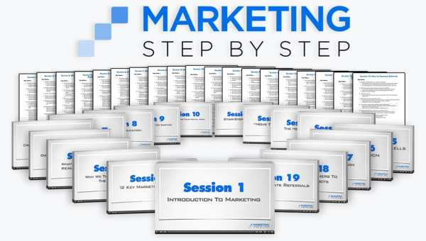 Marketing Step-by-Step