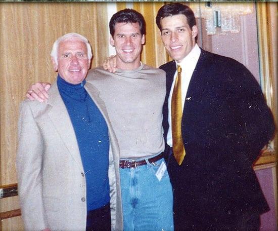 Tony & Jim Rohn