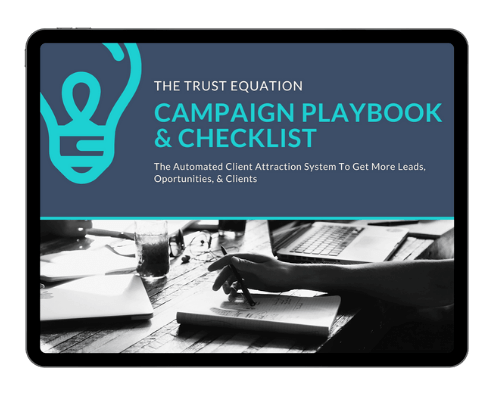 The Trust Equation Playbook & Checklist