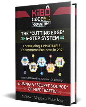 Kibo Code Quantum Free Book