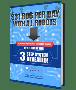 Profit Singularity Special Report