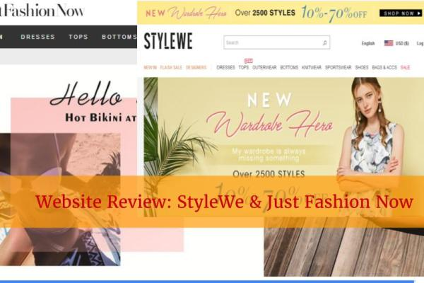 Just Fashion Now & StyleWe – The Ultimate Destination for Western Attire