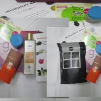 Glamego August Box - The No. 1 Beauty Subscription Box in India