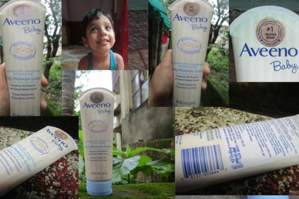 Aveeno Baby Daily Moisture Lotion – Winter Skin Care For Babies