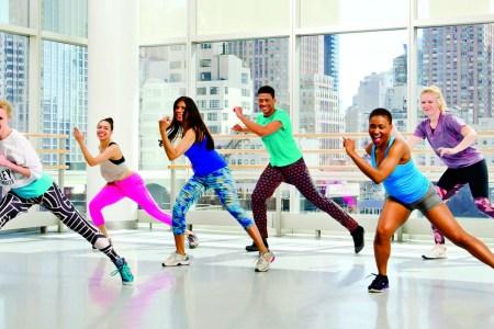 Zumba Dance Class