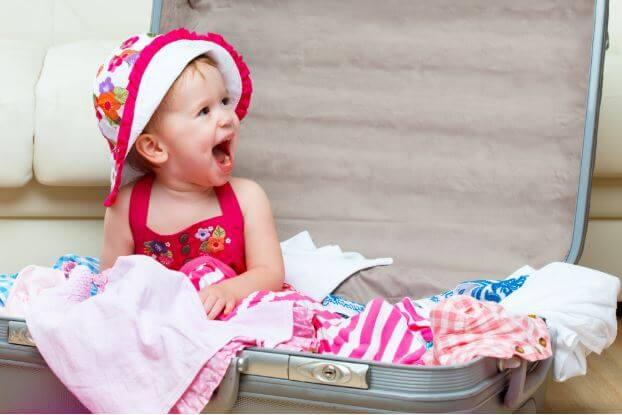 The Checklist I Follow When Travelling With My Baby And You Should Follow It Too