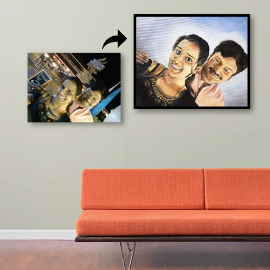 Get Canvas Painting