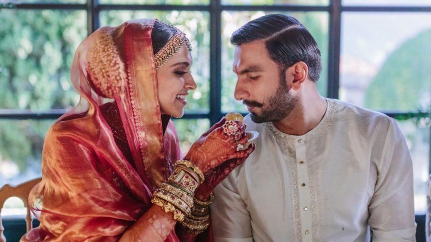 Deepika and Ranveer Wedding