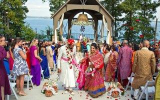 wedding reception venue india