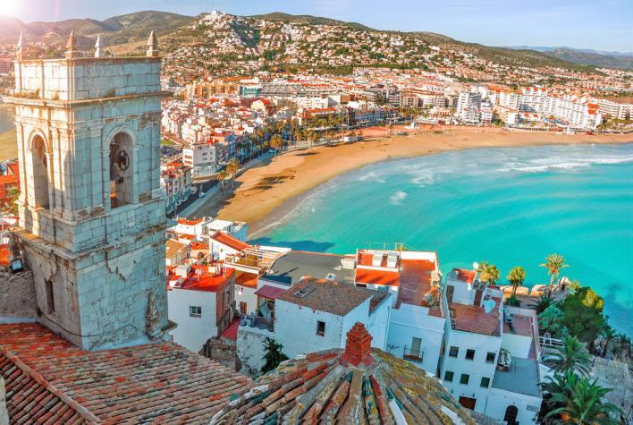 المناطق السياحية في اسبانيا   مجلة سيدتي