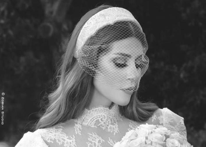 زفاف كارلا حداد