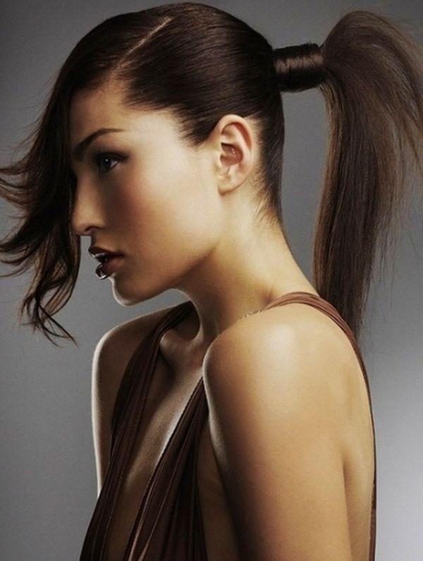 تسريحات شعر طبيعية