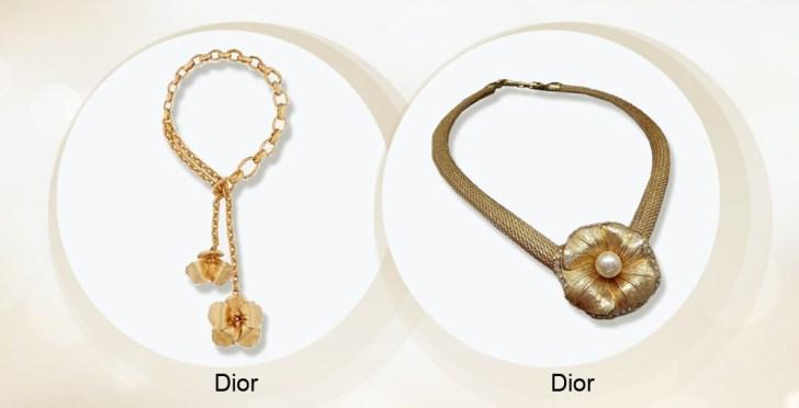 مجوهرات الورود بأجمل التصاميم