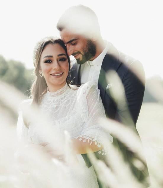 زفاف محمد الشرنوبي