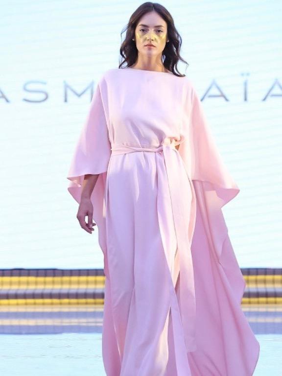 تصاميم اسمارايا في أسبوع الموضة العربي