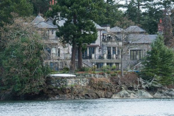 Canadian Vancouver Palace where Prince Harry and Meghan reside