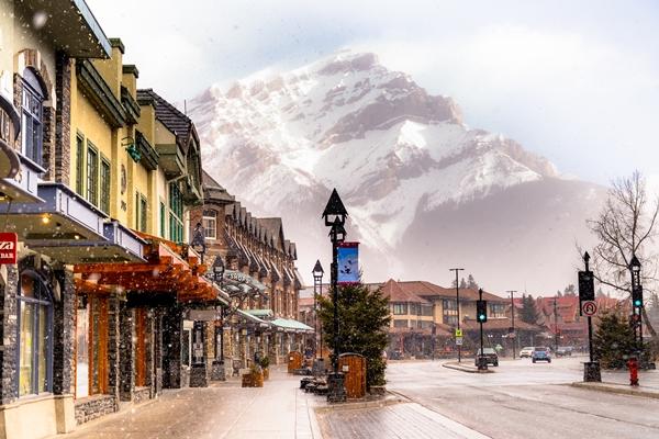 وجهات سياحية في الشتاء