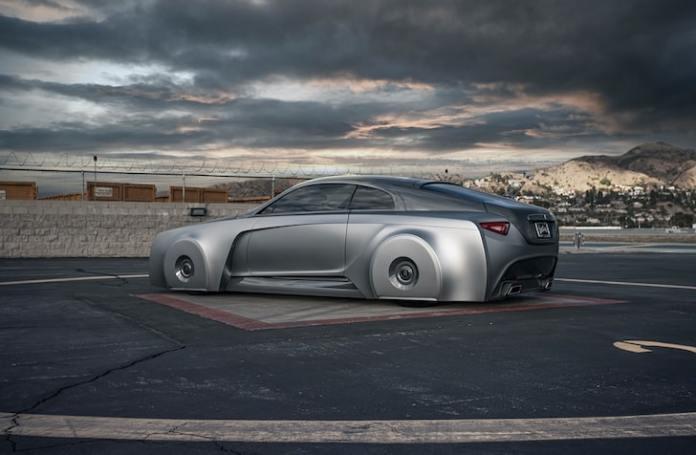 Rolls-Royce Wraith - Photo courtesy of TMZ