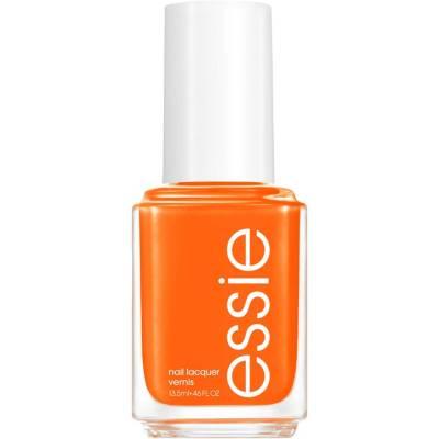 مانيكير برتقالي