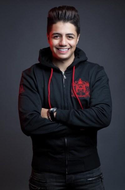 الفنان المغربي إيهاب أمير