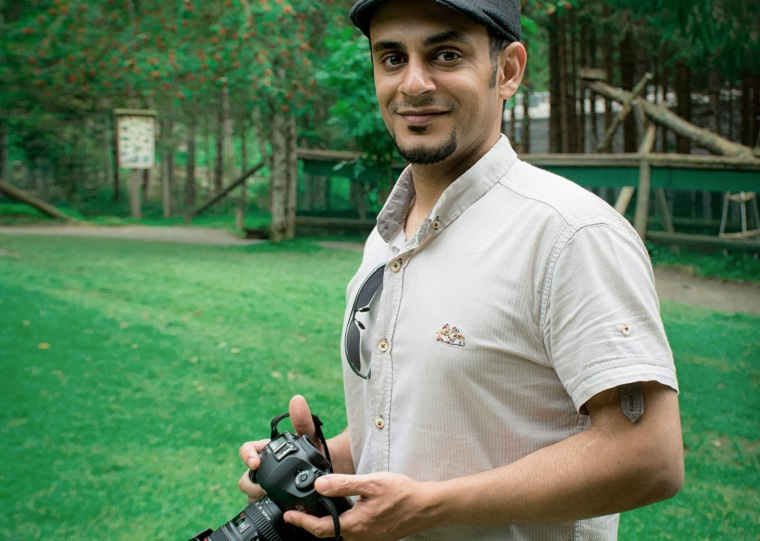 المصور السعوجي مفيد أبو شلوة يحقق لقب مصور العام 2020 في بريطانيا
