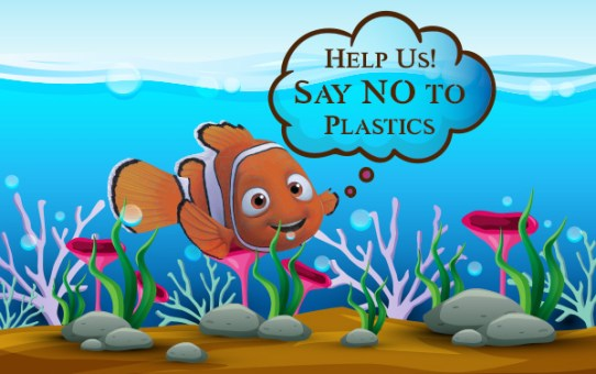 Say No to Plastics; a Change of Direction in 2018