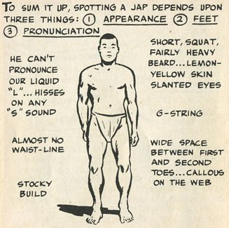 caratteristiche di un giapponese