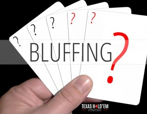 Bluffing