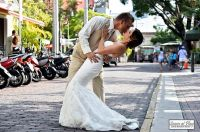 {Andrea and Lance} – Key West wedding planner- Key West Hyatt
