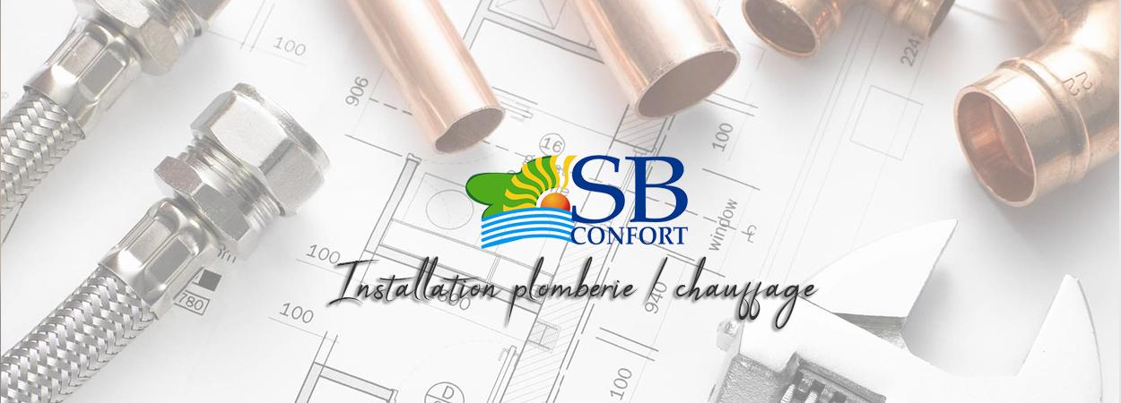 sb confort plombier charente maritime renovation
