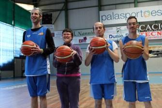Centro Tecnico BM SBA - Basket Integrato 2018
