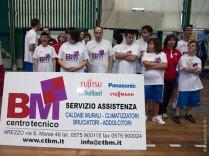 Basket Integrato Centro Tecnico Bm SBA 2013