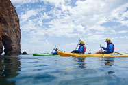 Channel Islands Kayaking and Camping