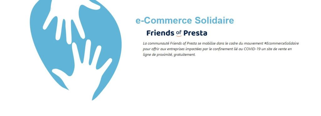 ecommerce solidaire prestashop