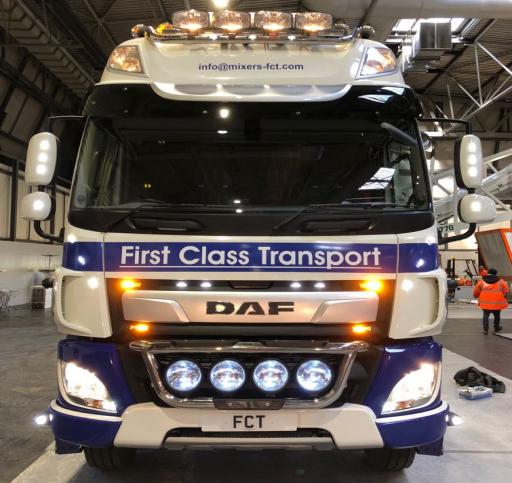 1st Class Transport – Sheffield