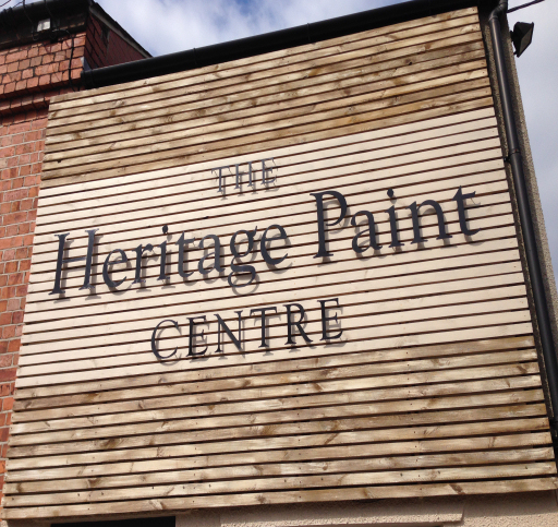 The Heritage Paint Centre – Bakewell