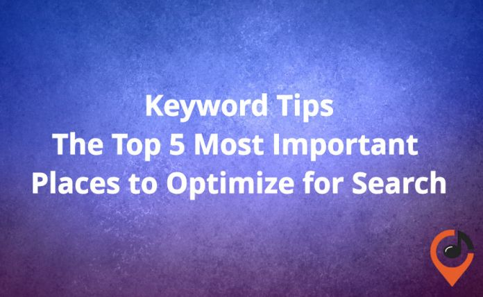 Keyword Tips