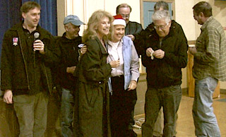 SBMUGers at the December meeting.