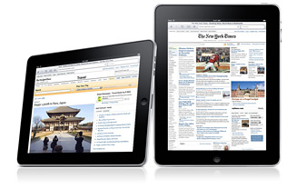 The sensational new iPad!