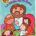 Biblia de mi bebé ilustrada