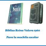 Biblias Reina Valera para los escolares 2017