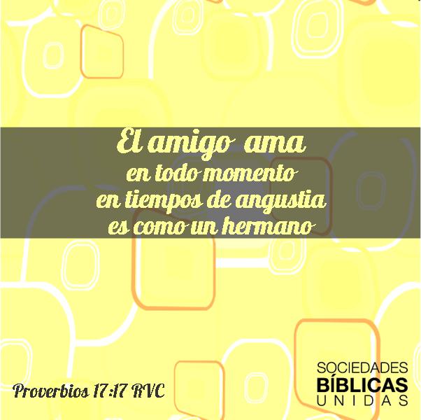 La Amistad Biblica