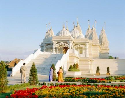 Shri Swaminarayan Mandir, el templo hindú de Londres