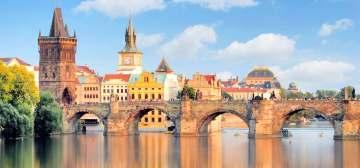 De Ámsterdam a Praga