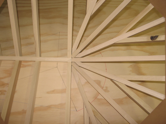 Octagon Roof Framing And Crown Molding Angles Development