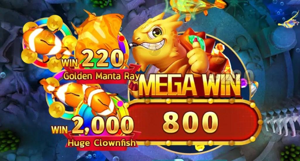 JILI 『Mega Fishing